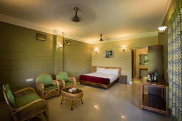 Masinagudi Foreset resort - Secret Ivory Suite Room